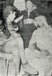 Crown Prince Abdullah bin Abdul Aziz al Saud With Friends